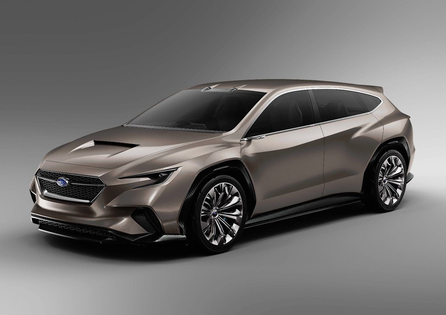 WORLD PREMIERE OF SUBARU VIZIV TOURER CONCEPT AT GENEVA INTERNATIONAL MOTOR SHOW
